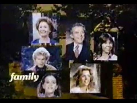 Family  Credits Season Four 1978 TV