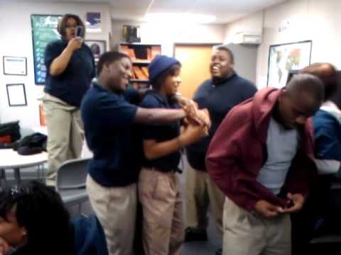 gulfport job corp wildin out - YouTube