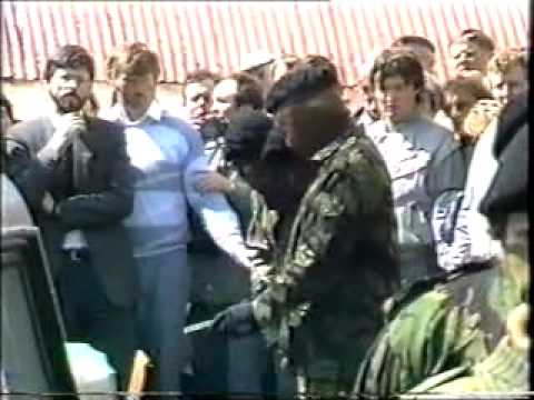 TV COVERAGE OF IRA VOLUNTEER FUNERALS VERY RARE FOOTAGE PART 3