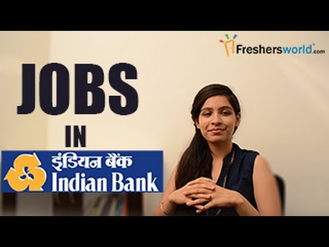 Indian Bank Recruitment Notification 2018– PO, Clerk, CA, Banking Jobs By IBPS, Exam Dates & Results