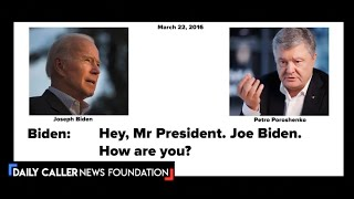 Listen To The Leaked Tapes Between Joe Biden and President Poroshenko of Ukraine