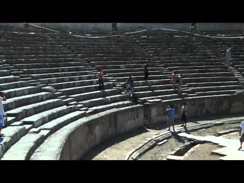 A tour of Ephesus, Turkey