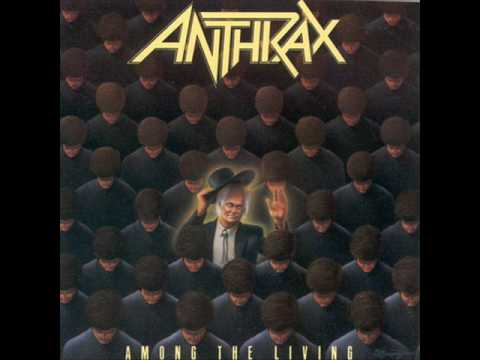Anthrax - Efilnikufesin (NFL) Studio version