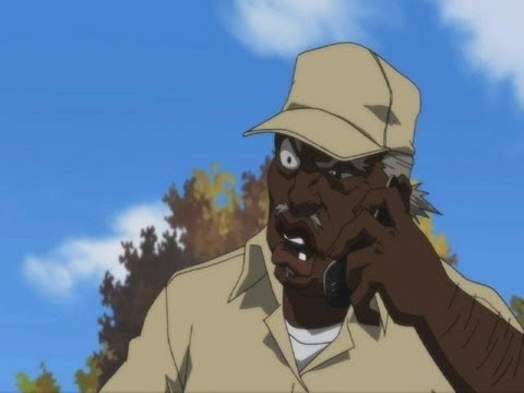 Download The Grio's Boondocks new episode video : Uncle Ruckus on workin' for white folks
