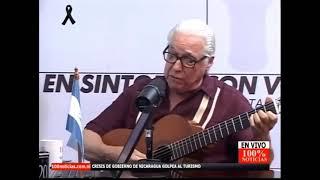Mi Patria Me duele en Abril - Luis Enrique Mejia Godoy