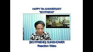 BOYFRIEND- Sunshower MV REACTION (Happy 7th Anniversary Boyfriend) - Stafaband