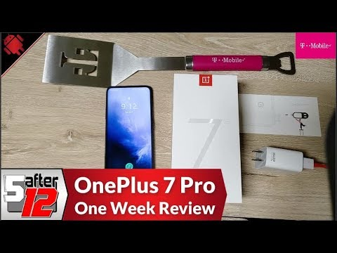 T-Mobile OnePlus 7 Pro - One Week Review