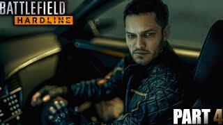 Good Cop Bad Cop - Battlefield Hardline - Part 4 - 4K