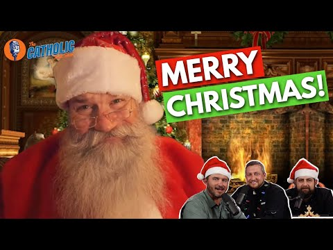 Christmas Greetings From The Catholic Talk Show!