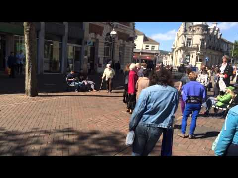 Pirates of Penzance Flash Mob