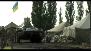 28 05 2015 Как питается украинская армия Голодные украинские солдаты просят еды!!!