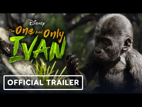The One and Only Ivan: Official Trailer (2020) - Danny DeVito, Sam Rockwell, Bryan Cranston