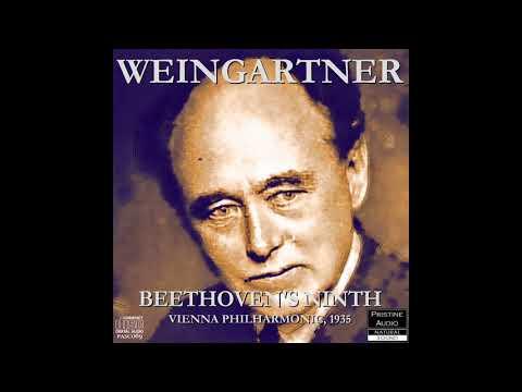 "Beethoven - Symphony No 9 ""Choral"" - Weingartner, VPO (1935)"