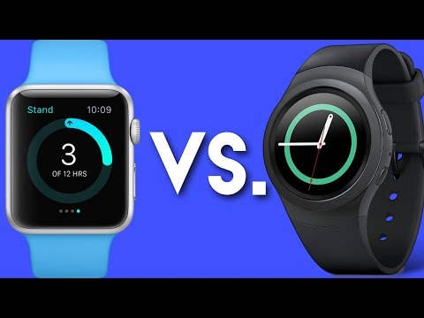 Watch OS vs Tizen OS