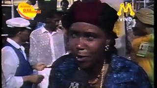 Independentes de Cordovil (1995) - Entrevista com Sandra de Sá