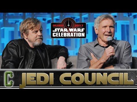 The Last Jedi Trailer Speculation - Collider Jedi Council - Live from Star Wars Celebration 2017