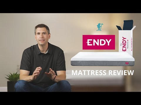 Endy Mattress Review — The Best Mattress Out Of Canada?
