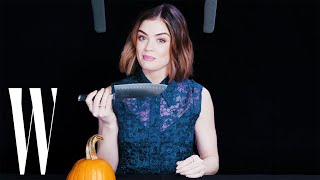 Baixar Lucy Hale Explores ASMR with Whispers and Sounds from the Scariest Horror Movies Ever | W Magazine