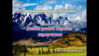 100 Instrumentales Favoritos vol. 1 - 057 Jamas podra alguien separarnos