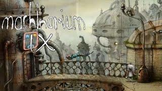 "Machinarium Gameplay Español ""GATO ELÉCTRICO"" Ep IX"