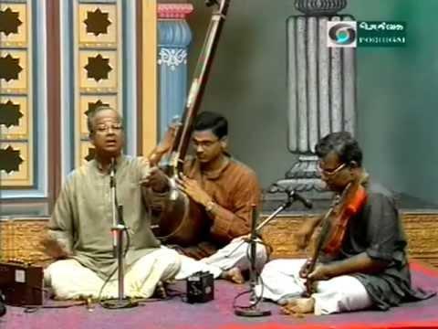 05 - himAdri sutE - kalyANi - T.V. Sankaranarayanan
