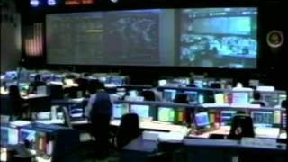 STS-107 Rentry NASA Footage