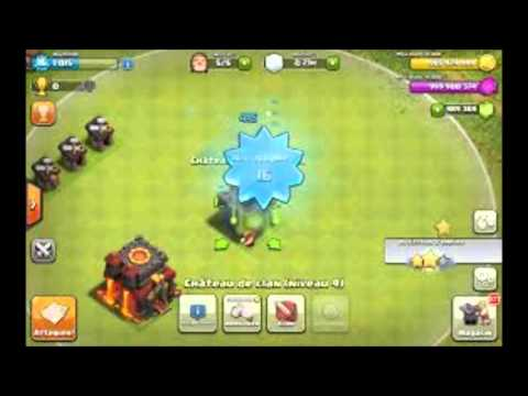 Clash of Clan Gems unlimited ~~ USA / UK