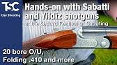 Yildiz Over & Under Shotgun Review - YouTube