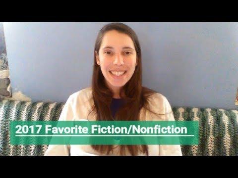 My Favorite Fiction/Nonfiction of 2017