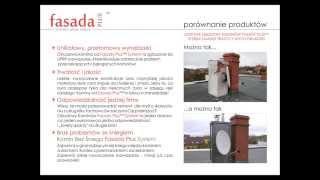 Kominy Fasada Plus System™ zamiast innych wykończeń komina