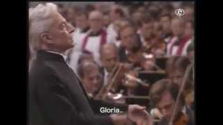 2 W A  Mozart  Gloria Coronation Mass in C major K317   YouTube
