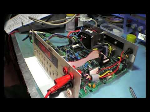 TTi-1906 benchmeter repair