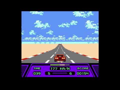 Famicom/NES: Highway Star/Rad Racer