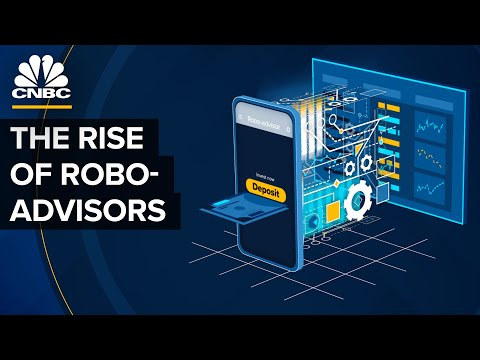 Will Robots Replace Human Financial Advisors?