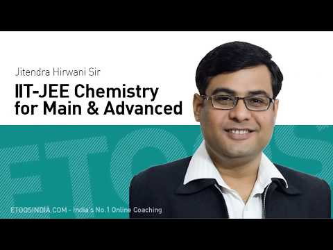 Solution and Colligative Properties by jitendra Hirwani (JH) Sir (ETOOSINDIA.COM)