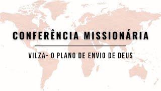Conferência missionária 2020 – 08/08/2020