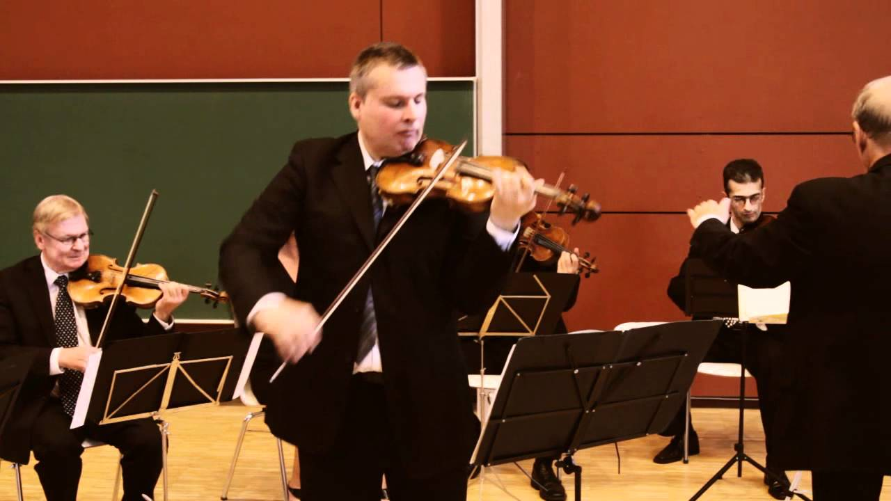 Bach Violinkonzert
