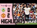 HIGHLIGHTS | Burnley 0-2 Manchester United | Lukaku Double Gives Reds Victory