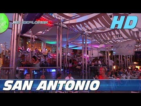 San Antonio By Night (Ibiza - Spain)