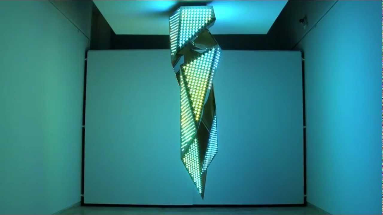 Design November 2017 Daniel Libeskind El Masterpiece Chandelier You