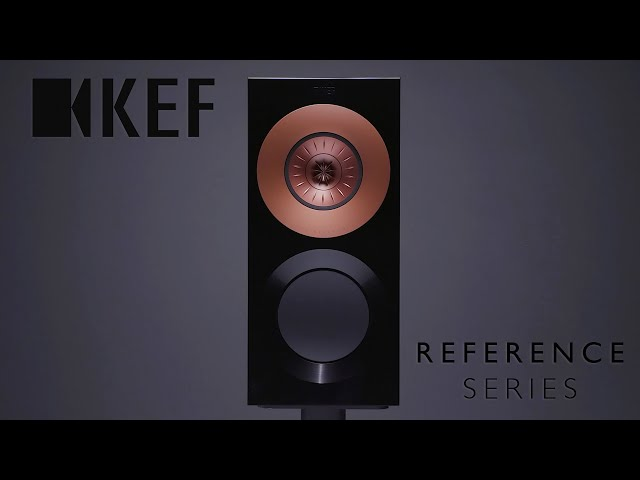 KEF Reference Series: The Benchmark of Benchmarks