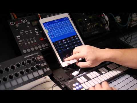 My First Hour with Korg Gadget