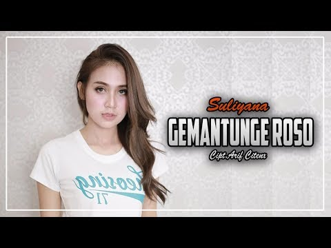 GEMANTUNGE ROSO - SULIYANA [ KARAOKE MUSIC VIDEO ]