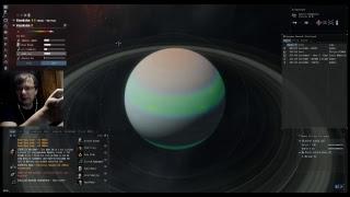 """EVE Online - """"Ночной торговец №3"""" или космический дзен и разговоры"""
