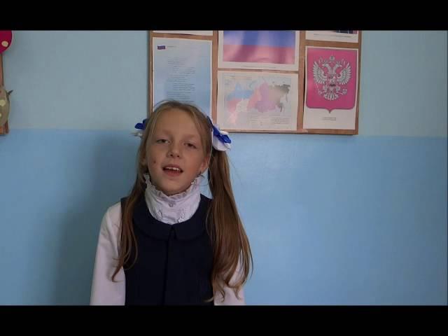 Анастасия Баева читает произведение «Первый снег» (Бунин Иван Алексеевич)