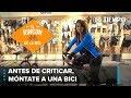 Antes de criticar, mo?ntate a una bici | EL TIEMPO | CEET