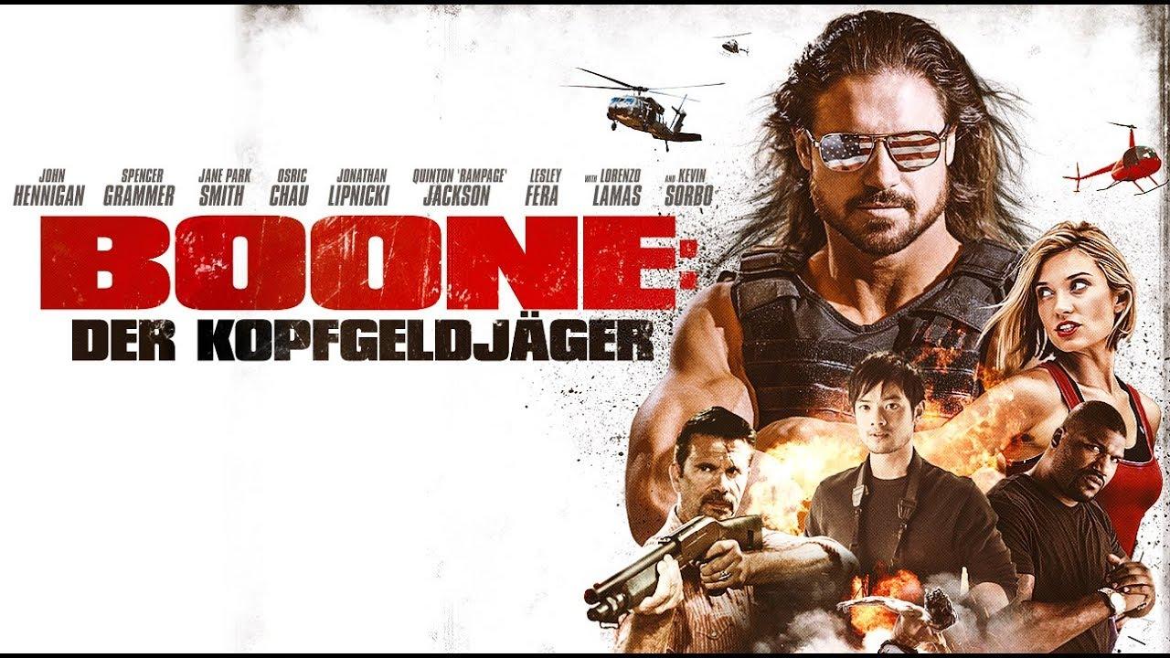 Boone - Der Kopfgeldjäger l Trailer Deutsch HD