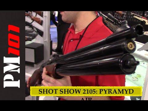 Shot Show 2015 Pyramyd Air Leading Source For Airguns