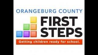 Orangeburg County First Steps - 2018 Summer Program