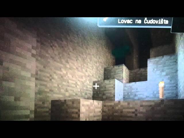Minecraft zombies Imran i Ali